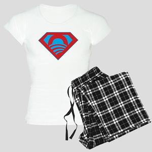 SUPEROBAMA Women's Light Pajamas