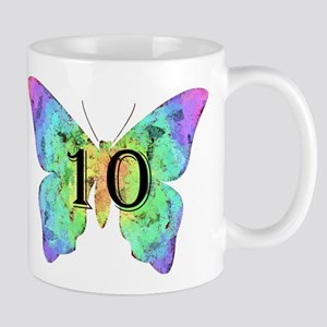 Baby is Ten - 10 Months? or 10 Years Old? Mug