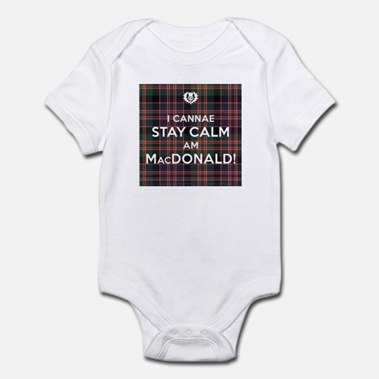 MacDonald Infant Bodysuit