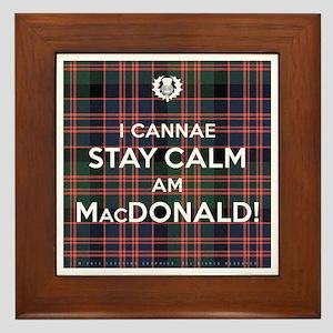 MacDonald Framed Tile