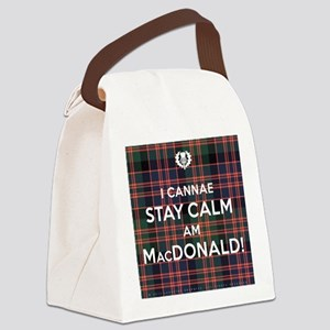 MacDonald Canvas Lunch Bag