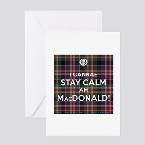 MacDonald Greeting Card