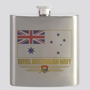 RAN Ensign (Flag 10)2 Flask
