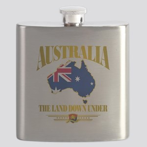 Land Down Under Flask