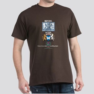 Crests Dark T-Shirt