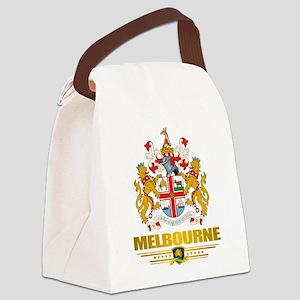 Melbourne (Flag 10)2 Canvas Lunch Bag