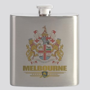 Melbourne (Flag 10)2 Flask