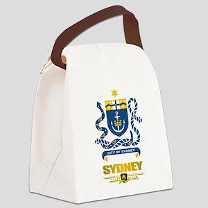 Sydney (Flag 10)2 Canvas Lunch Bag