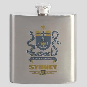 Sydney (Flag 10)2 Flask