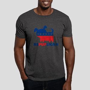 rePUPlican party Dark T-Shirt