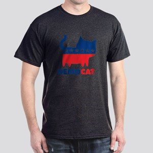 demoCAT party Dark T-Shirt