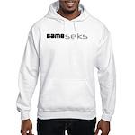 Same_seks Hooded Sweatshirt