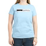 Same_seks Women's Light T-Shirt