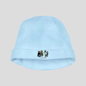 Bear's World baby hat