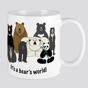 Bear's World Mug