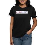 Luvhed Women's Dark T-Shirt