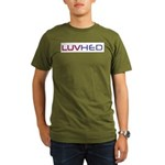 Luvhed Organic Men's T-Shirt (dark)