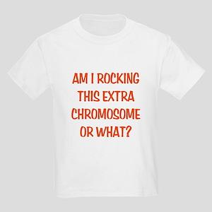 Extra Chromosome Kids Light T-Shirt