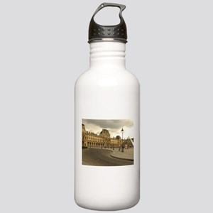 Cloudy Louvre Stainless Water Bottle 1.0L