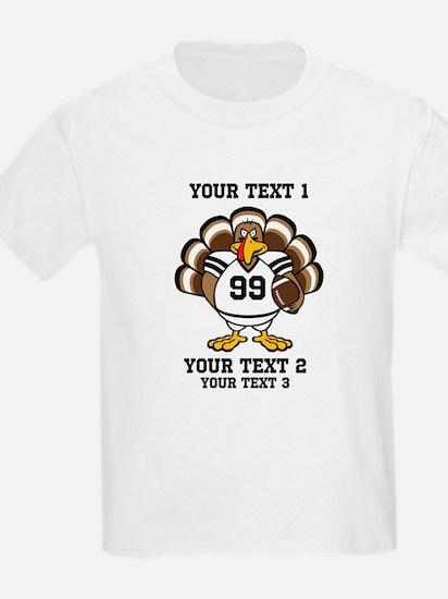 Custom Turkey Bowl T-Shirt