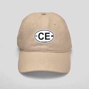 Cape Elizabeth ME - Oval Design. Cap