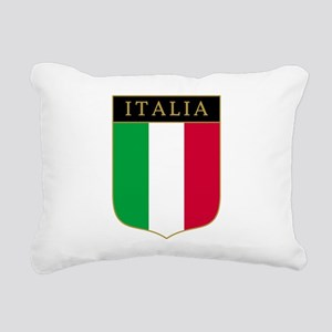 Italia Rectangular Canvas Pillow