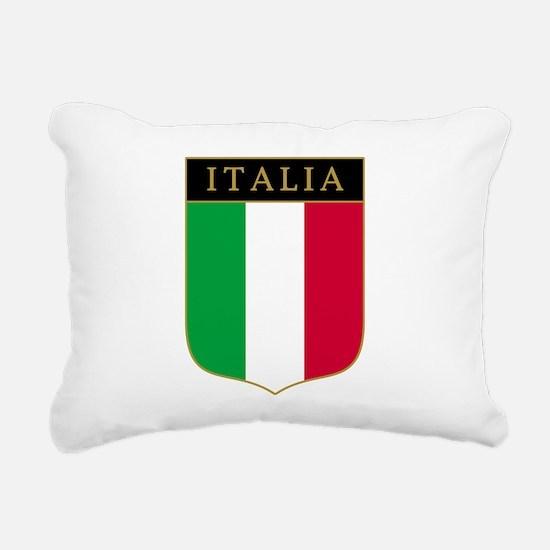 Italia Rectangular Canvas Pillow