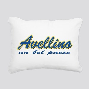Avellino Italy Rectangular Canvas Pillow