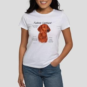 Redbone Coonhound Women's T-Shirt