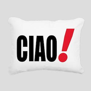 Che cazzo Vuoi Rectangular Canvas Pillow