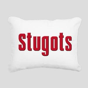 sopranos,stugots Rectangular Canvas Pillow