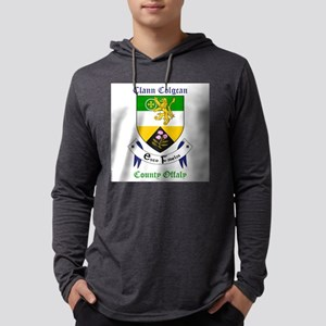 Clann Colgcan - County Offaly Mens Hooded Shirt