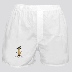 Nutty Witch Boxer Shorts