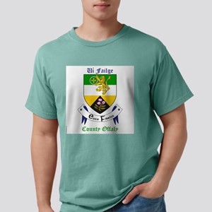 Ui Failge - County Offaly Mens Comfort Colors Shir
