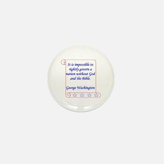 Impossible Mini Button