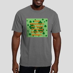 Irish Alzheimers Mens Comfort Colors Shirt