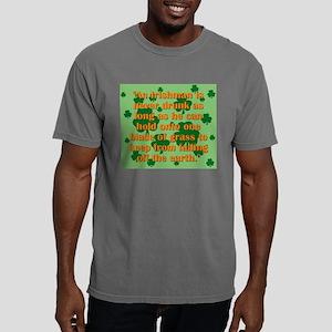 In Irishman Is Never Drunk Mens Comfort Colors Shi