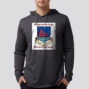 County Galway COA Mens Hooded Shirt