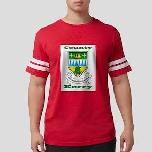 County Kerry COA Mens Football Shirt