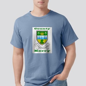 County Kerry COA Mens Comfort Colors Shirt