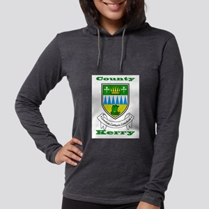 County Kerry COA Womens Hooded Shirt