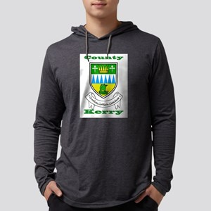 County Kerry COA Mens Hooded Shirt