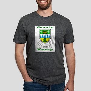 County Kerry COA Mens Tri-blend T-Shirt