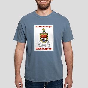 County Mayo COA Mens Comfort Colors Shirt