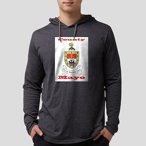 County Mayo COA Mens Hooded Shirt