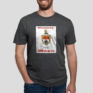 County Mayo COA Mens Tri-blend T-Shirt