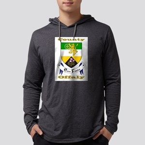 County Offaly Mens Hooded Shirt