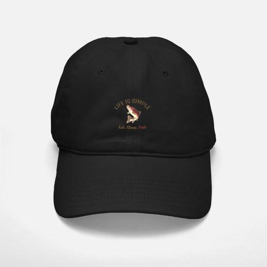 Life is Simple Baseball Hat
