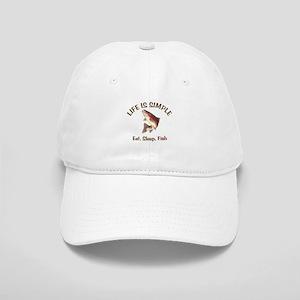 Life is Simple Cap