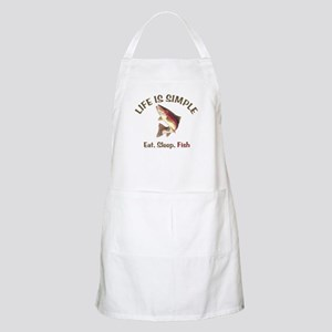 Life is Simple Apron